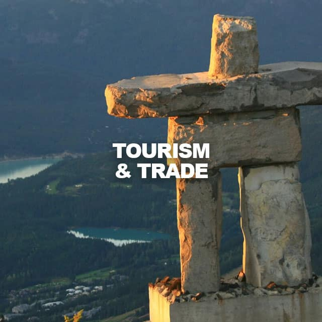 Tourism and Trade Vancouver